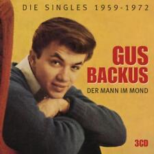 Gus Backus - Der Mann im Mond - Die Singles 1959-1972 - 3 CD Box (NEU OVP)