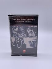 The Rolling Stones, Emotional Rescue, Casette