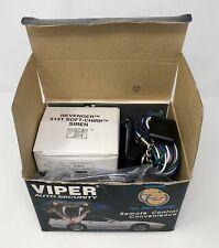Vintage Viper Auto Security Alarm System Complete New NIB 1994