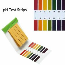 AQUARIUM PH TEST STRIPS  TEST KIT TROPICAL FISH TANK WATER TEST