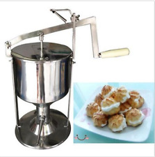 Manual Donut Filler Jelly Fill Filling Cream Filled 5L Kitchen Tool Cooking Y