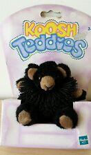 Koosh teddies plush gioco hasbro orso elastico pupazzo morbido peluche figure