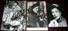 ALBA ARNOVA (Italian-Argentine Ballerina and Film Actress) - Lot of 3 photos