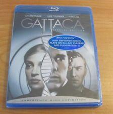 Welcome in Gattaca ~ (Ethan Hawke, Uma Thurman, Jude Law) Blu-Ray New