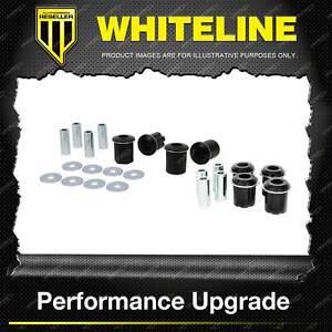 Whiteline Control Arm kit for FORD RANGER PX TKE 4CYL 5CYL 2011-on