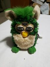New ListingFurby 1999 Tiger Electronics Green (Loose no Pkg.)