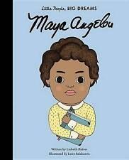 Maya Angelou by Lisbeth Kaiser (Hardback, 2016)