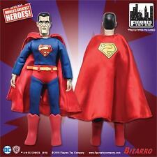 "DC Comics Super Friends Retro 8"" mego Series 4 BIZARRO  sealed Polybagged NEW!"