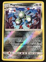 Carte Pokemon MAGNETON 82/156 REVERSE Soleil et Lune 5 SL5 FR NEUF