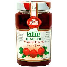 Stute Diabetic Morello Cherry Extra Jam 430g