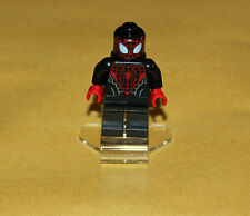 Lego super heros minifig Spiderman Miles Morales+Jumper/set 76036 100%  neuf!