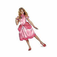 Disguise Nintendo Super Mario Brothers Princess Peach Classic Girls Costume