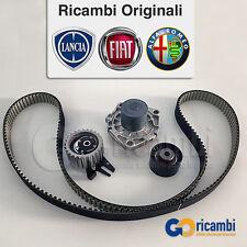 KIT CINGHIA DISTRIBUZIONE + POMPA ACQUA FIAT ALFA ROMEO 159 1.9 2.0 2.4 JTDM