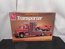 Model Kit Tennessee Thunder Transporter