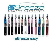 Sigaretta elettronica ebreeze modello  CE5  + caricatore usb colore nero-fumè
