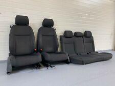 VW Golf 5 V 1K 2/3 Türer Sitze Innenausstattung Stoff Grau