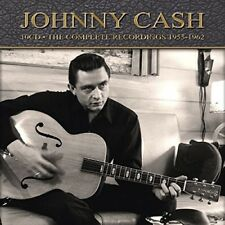 Johnny Cash - Complete Recordings 1955-1962 10 CD