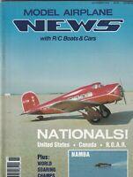 Model Airplane News Mag Nationals Worlds Champs November 1979 092619nonr