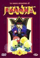 1 DVD ANIME,MANGA-RANMA 2 STAGIONE,SERIE LE NUOVE AVVENTURE 6 + BUSTINA FIGURINE