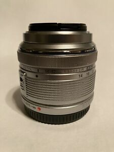 Olympus M.Zuiko Digital 14-42mm f/3.5-5.6 II R MSC Lens, Micro Four Thirds Mount