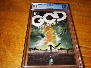 God Country #1 - CGC 9.8 - Cover A - Donny Cates