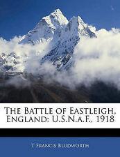 La battaglia di Eastleigh, Inghilterra: u.s.n.a.f., 1918 by bludworth, T Francis
