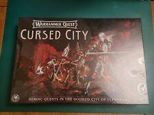 Games Workshop Warhammrr Quest Cursed City Box Set - Unopened BNIB