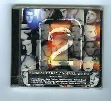 CD (NEUF) FLORENT PAGNY 2 (DUOS L.FABIAN E.MITCHELL CALOGERO I.BOULAY M.LAVOINE)