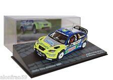 RALLY IXO DIECAST 1/43 Ford Focus WRC Gronholm/Rautiainen 2007 kRAL009