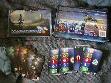 Multiuniversum Card Game by Board & Dice