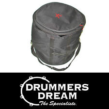 "Xtreme Bags 16"" Floor Tom Drum Case/Bag with Shoulder Strap, Lined & Waterproof"