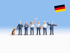 Plus 36091 voie N figurines,agents de Police Allemagne # Neuf Emballage