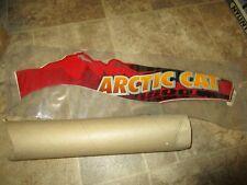 Arctic cat OEM ATV 500 decal new 0411-319