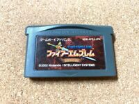 Fire Emblem Fuuin no Tsurugi GameBoy Advance Japan used