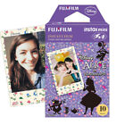 Fujifilm Instax Mini Disney Alice 10 Film For Mini 7s 8 9 25 70 90 Camera SP-1