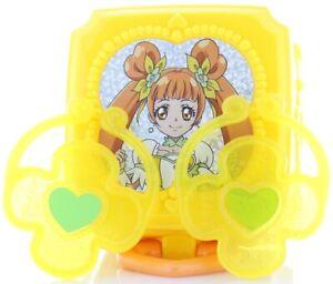 Glitter Force Pretty Cure Earrings Box JAPAN McDonald's Happy Toy Rosetta Clover