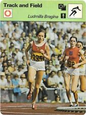 1977 Sportscaster Card Track and Field Paavo Nurmi # 12-11 NRMINT.