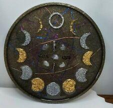 Orgone Hanging Wall Art Moon Phases Orgonite Sacred Geometry
