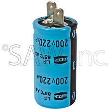 Coleman Generator Capacitor Teapo 003481901 Set of 2