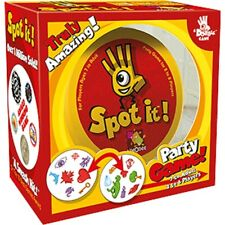 Spot It! Original Edition Family Party Card Game Matching Asmodee SP411 Base