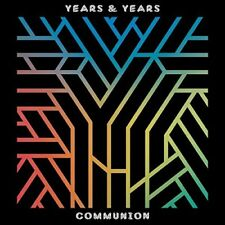 Years & Years / Communion  *NEW* CD