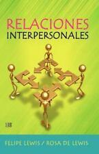 Relaciones Interpersonales (Paperback or Softback)