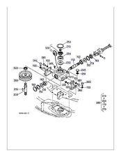 New OEM Kubota Gearbox Gear Box K5678-33100 K5678-33104 K5678-33105 RCK72P-331Z