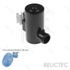 Water Pump, window cleaning Mitsubishi:PAJERO Sport I 1,L200 MR339063 MB848901