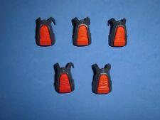 Playmobil mochila, policia, nordista, playmobil cartable,backpack
