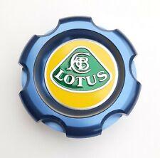 For Lotus Elise Exige Evora aluminum oil cap Toyota engine , blue