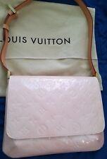 Louis Vuitton Monogram Vernis Patent Leather Pink Bag