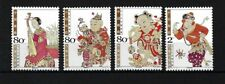 CHINA SG4874/7, 2004 NEW YEAR PICTURES, MNH
