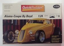 1/24 Testors Kit Of Quickbuilder Aluma-Coupe By Boyd