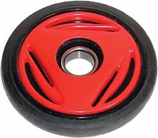 "SKIDOO PPD OEM IDLER WHEEL 135MM RED 5.31""X25MM"" IDLER WHEEL 541-5012"